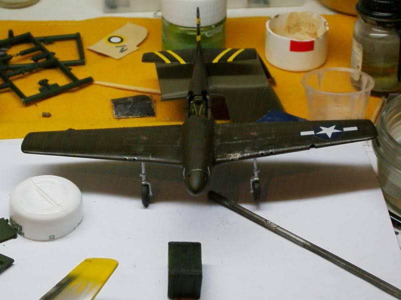 P 51B Revell 50620125