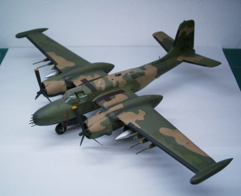 A-26 K Counter Invader 1/72 scale 50620129