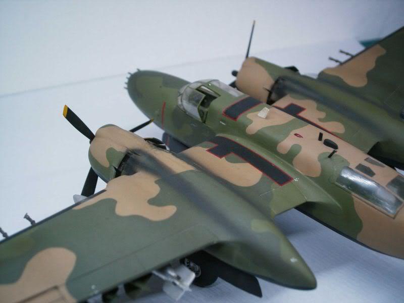 A-26 K Counter Invader Airfix 1/72 (conversion) 50620135