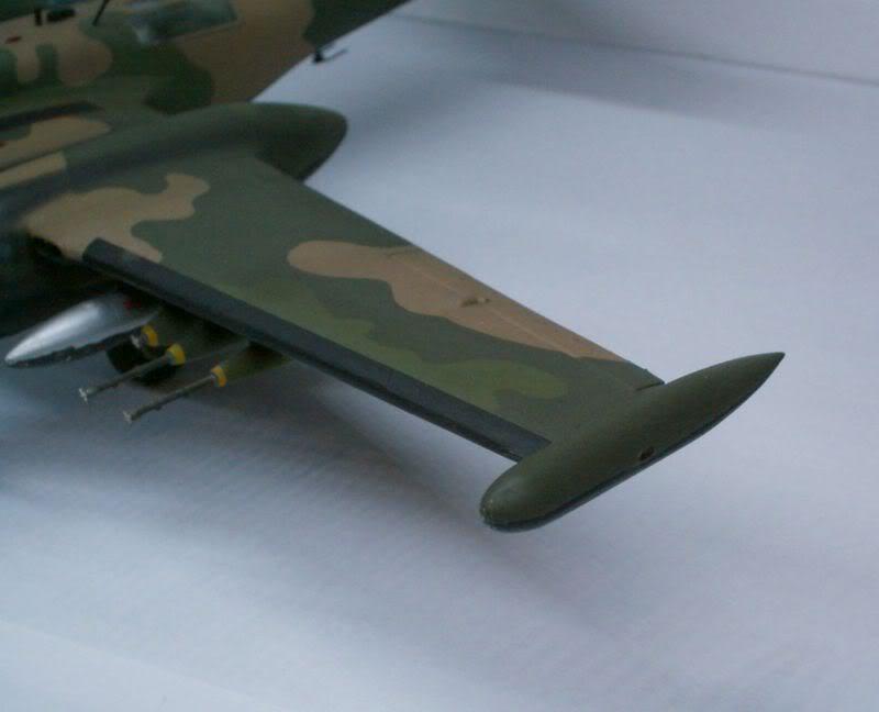 A-26 K Counter Invader Airfix 1/72 (conversion) 50620136-1