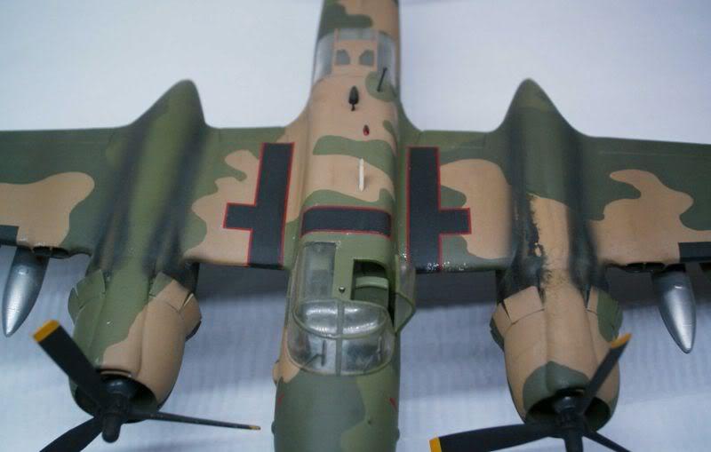 A-26 K Counter Invader Airfix 1/72 (conversion) 50620138-3