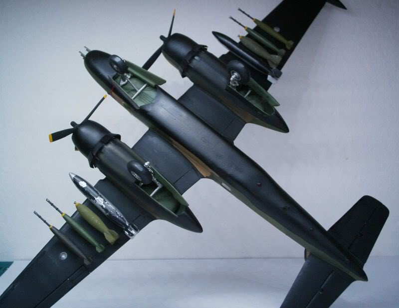 A-26 K Counter Invader Airfix 1/72 (conversion) 50620142