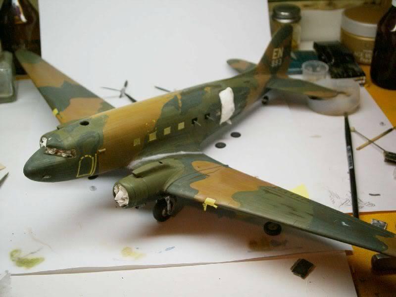 AC-47 restauración! 50620195