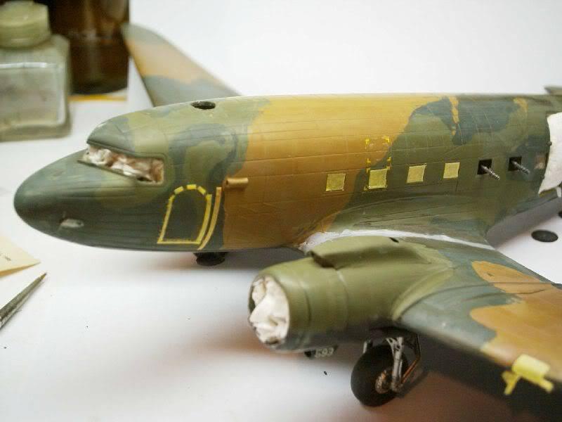 AC-47 restauración! 50620198
