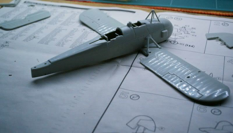 Fairey Swordfish Matchbox 1/72 50620217-2