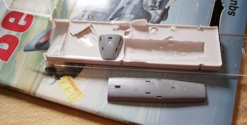 Beaufighter TF. X  Matchbox 50620225