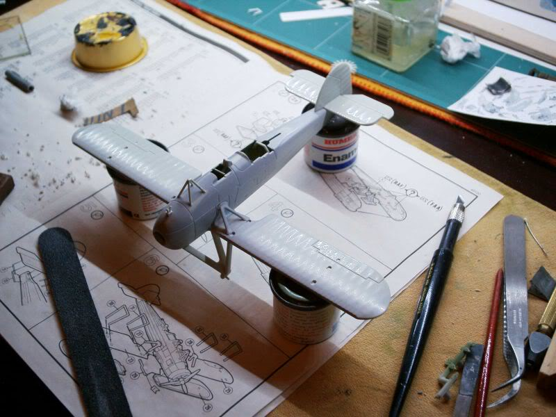 Fairey Swordfish Matchbox 1/72 50620271-1