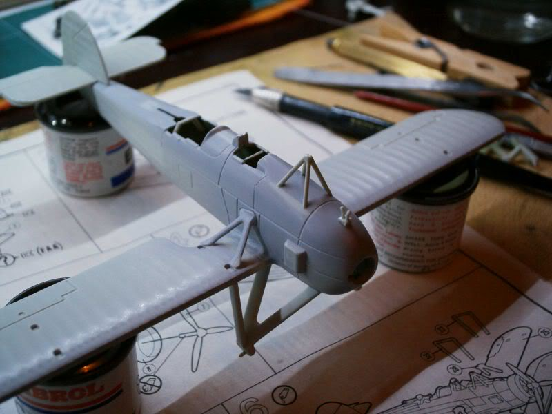Fairey Swordfish Matchbox 1/72 50620272