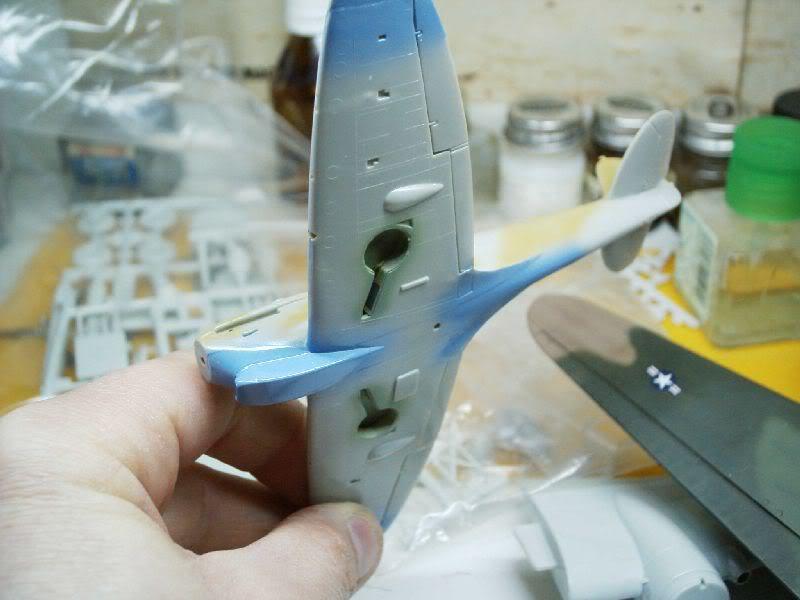 Spitfire MK V Airfix 50620293-1