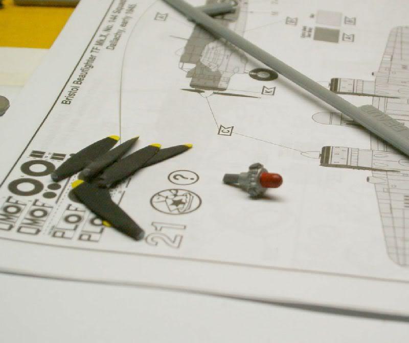 Beaufighter TF. X  Matchbox 50620356
