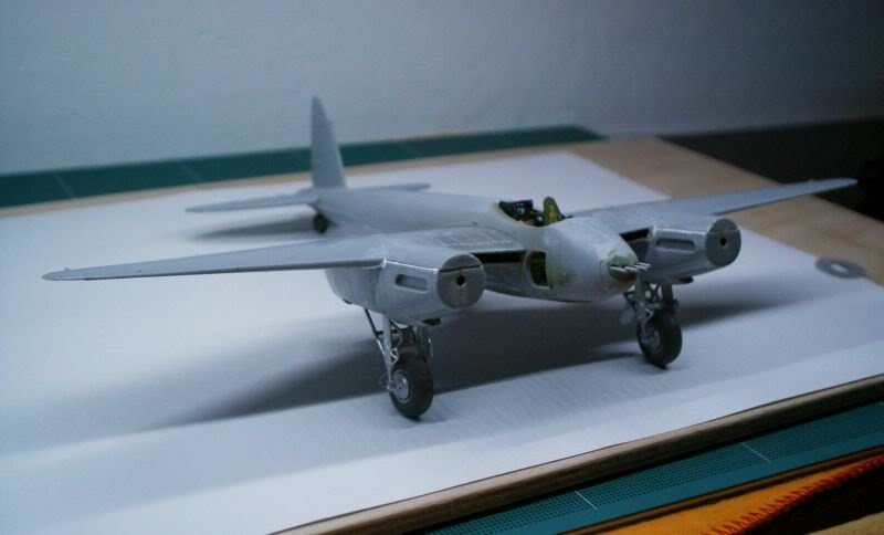 Mosquito Airfix 1/72 with some improvements 50620435-1
