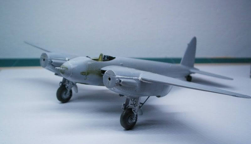 Mosquito Airfix 1/72 with some improvements 50620438-1