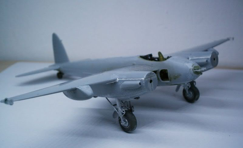 Mosquito Airfix 1/72 with some improvements 50620454-1