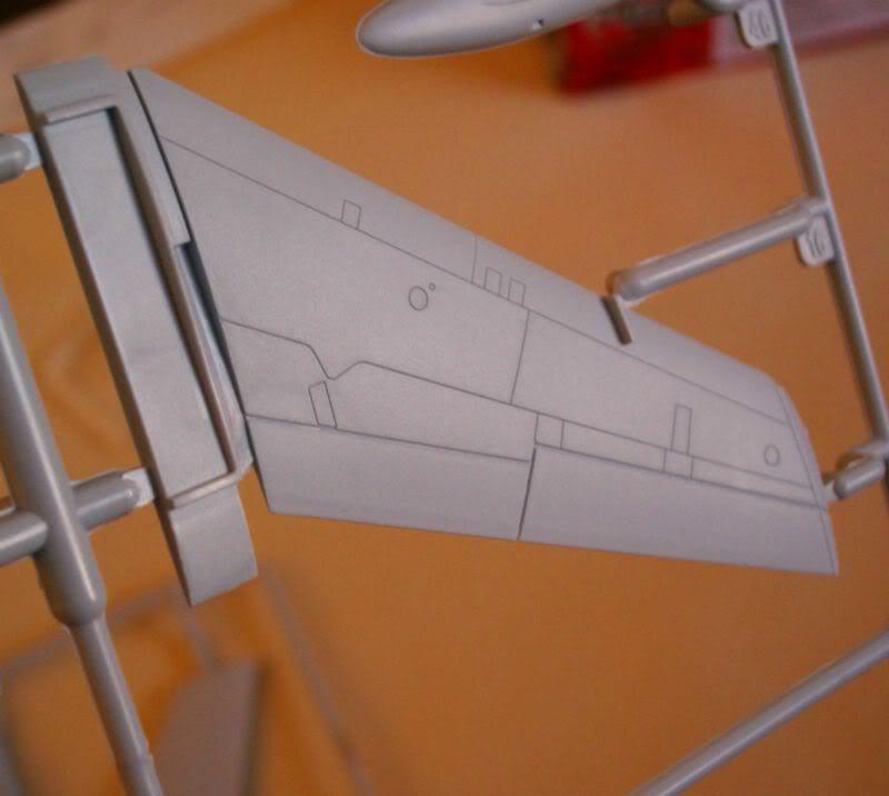 Airfix Canadair Sabre F.4 1/72 review 50620467