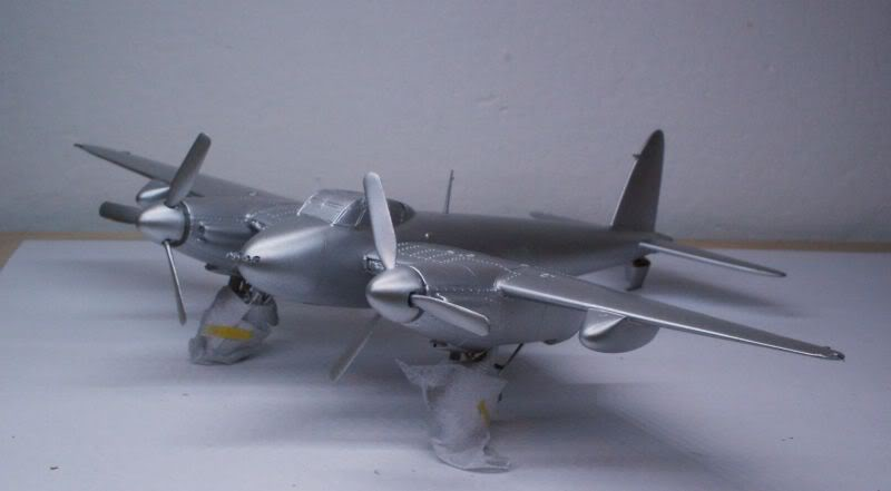 Mosquito Airfix 1/72 with some improvements 50620498