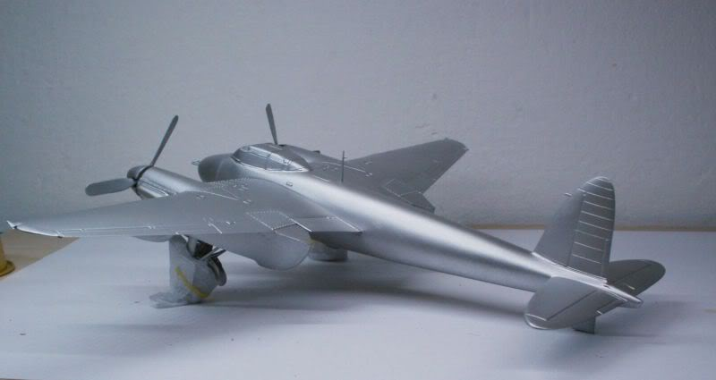 Mosquito Airfix 1/72 with some improvements 50620499