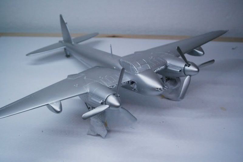 Mosquito Airfix 1/72 with some improvements 50620501