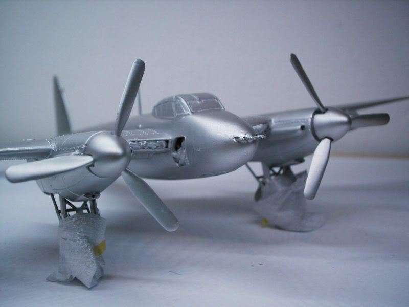 Mosquito Airfix 1/72 with some improvements 50620502
