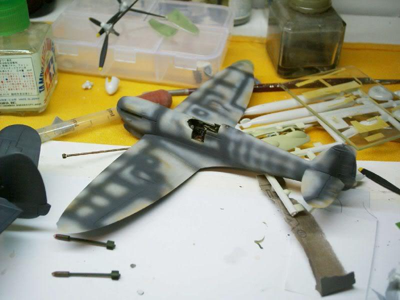 Spitfire MK V Airfix 50621155