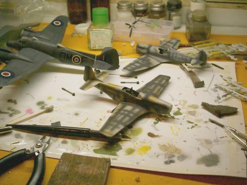 Spitfire MK V Airfix 50621156