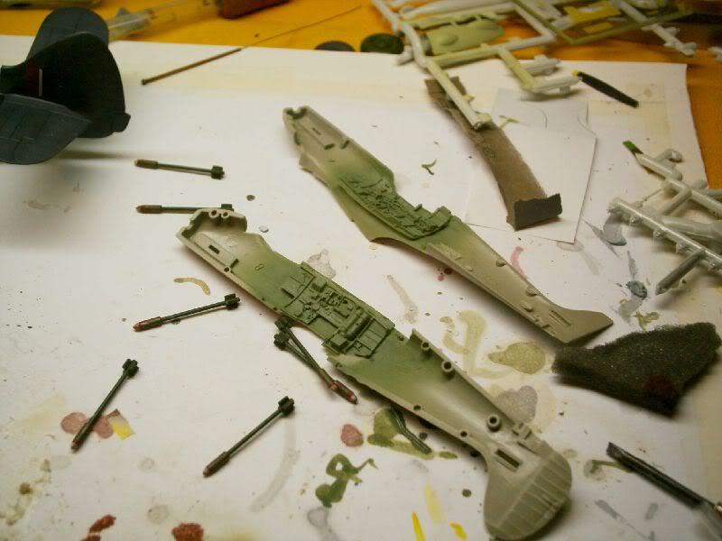 Spitfire MK V Airfix 50621157