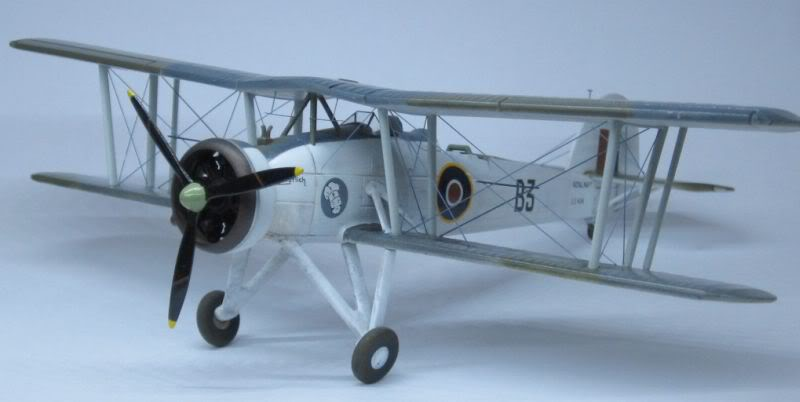 Fairey Swordfish, matchbox 1/72 scale IMG_0136