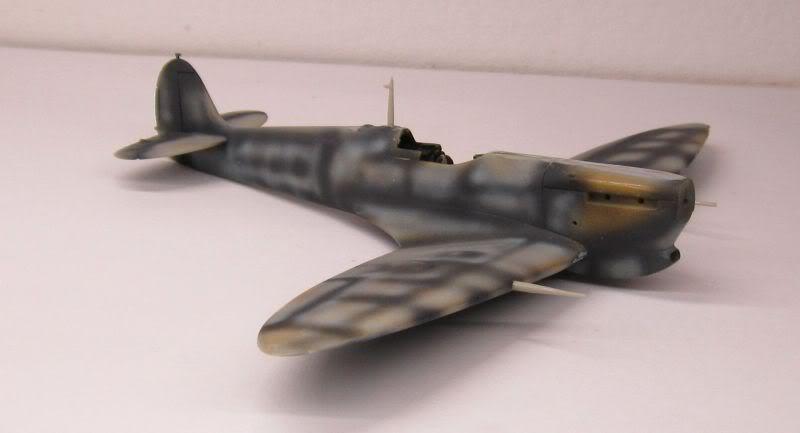 Spitfire MK V Airfix IMG_0414