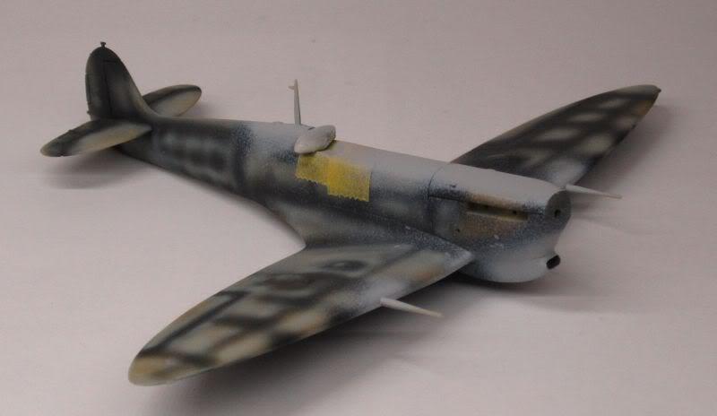 Spitfire MK V Airfix IMG_0421