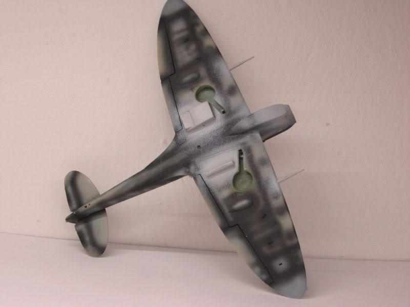 Spitfire MK V Airfix IMG_0422