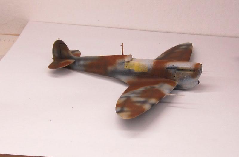 Spitfire MK V Airfix IMG_0429
