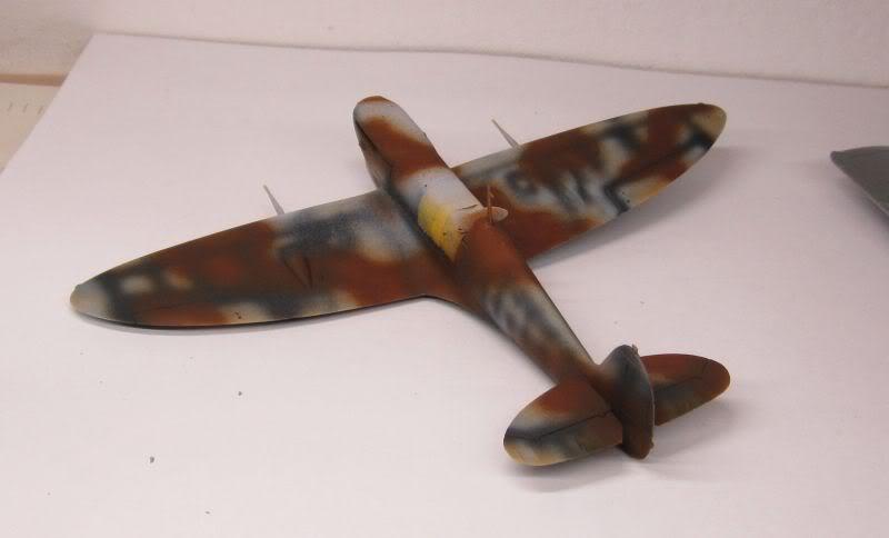 Spitfire MK V Airfix IMG_0430