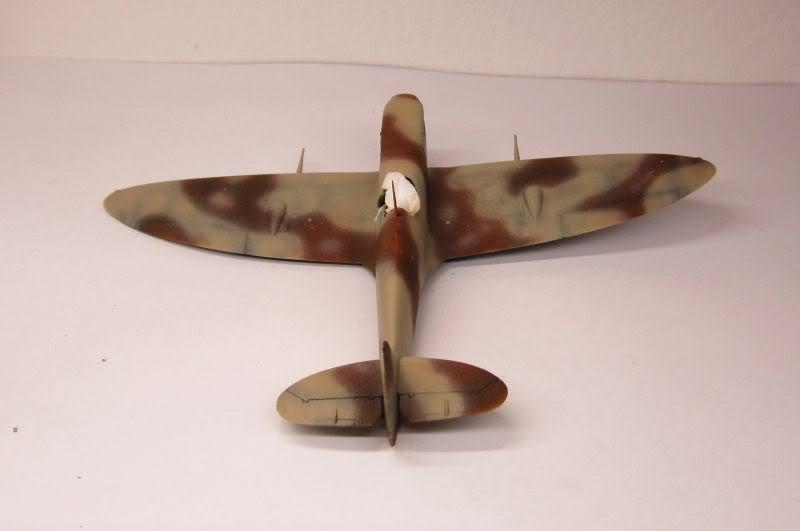 Spitfire MK V Airfix IMG_0431