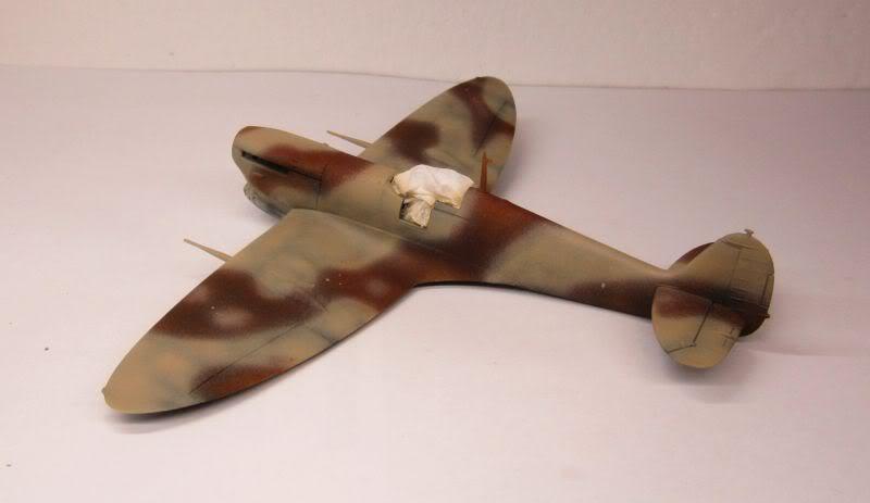 Spitfire MK V Airfix IMG_0432