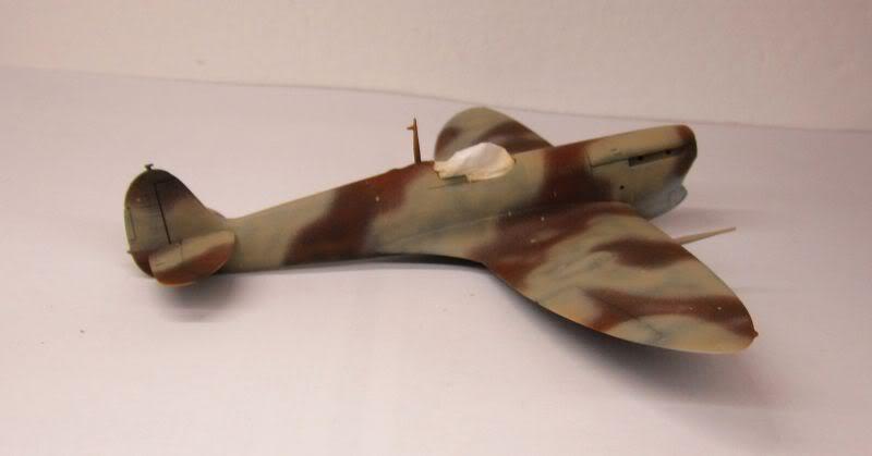 Spitfire MK V Airfix IMG_0433