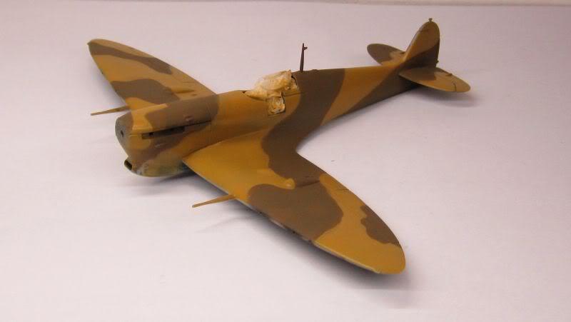 Spitfire MK V Airfix IMG_0436