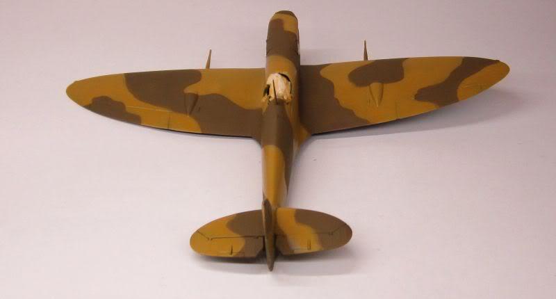Spitfire MK V Airfix IMG_0437
