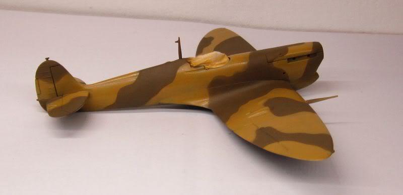 Spitfire MK V Airfix IMG_0438