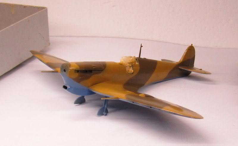 Spitfire MK V Airfix IMG_0453