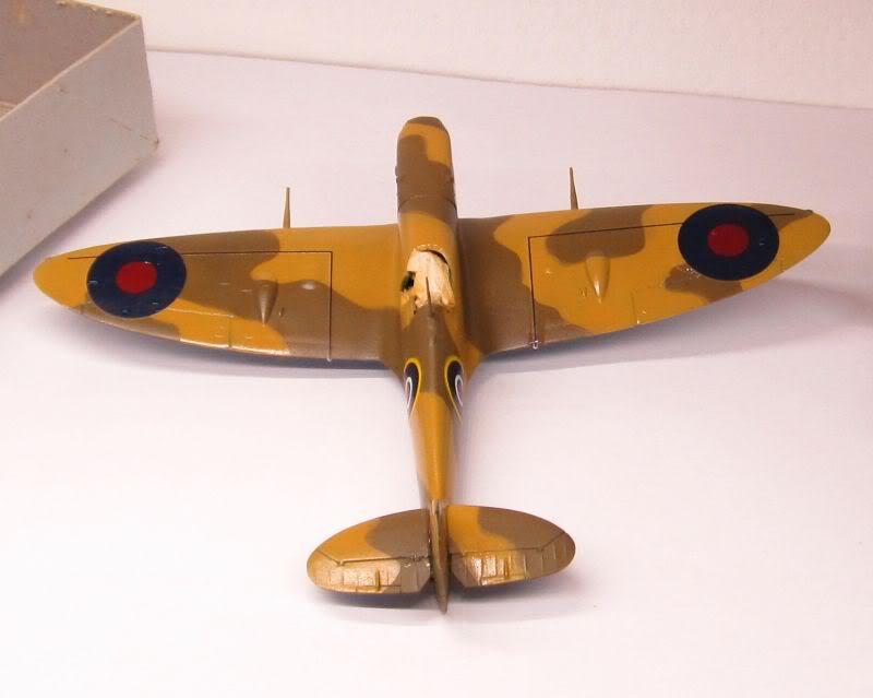 Spitfire MK V Airfix IMG_0456