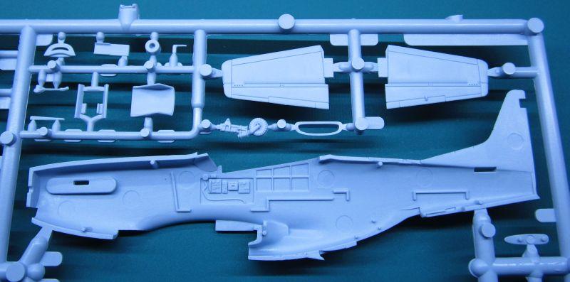 P-51 Airfix 1/72 A01004 - IMG_1705