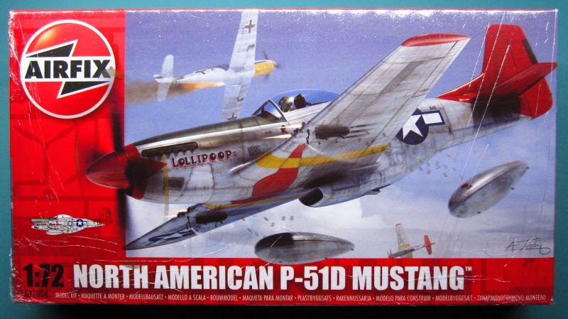 P-51 Airfix 1/72 A01004 - IMG_1710