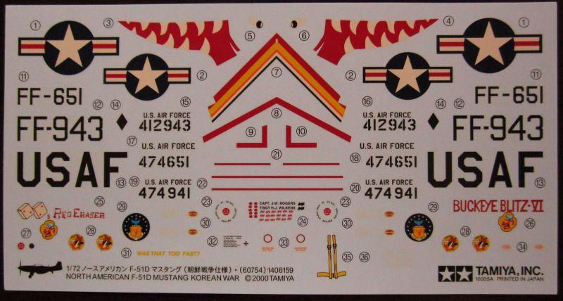 Comparativa F-51 Tamiya 1/72 F-51 Airfix 1/72 IMG_2423_zpsf18dab6a