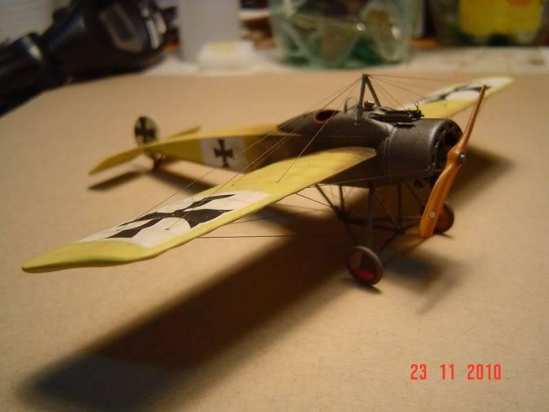 WW I 1/72 airplanes Madera, alambre y tela. Dsc08133c