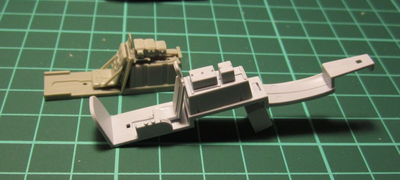 Armado y comparativa P-51 D Airfix new mold, P-51 D Academy with Jeep IMG_5691_zpsmkvvplcc