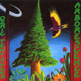 Les disques de rock à avoir toujours sur soi. OzricTentacles-Arborescence