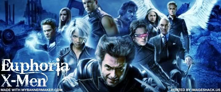 Euphoria X-Men