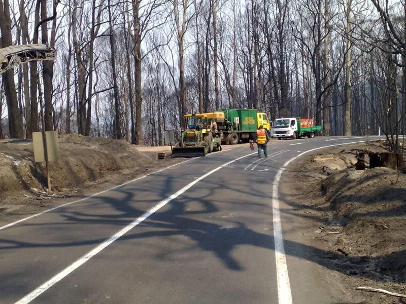 Victorian Bushfires 14022009131