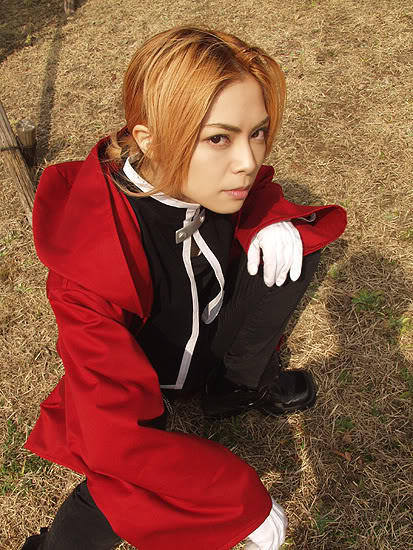 COSPLAY FULL METAL ALCHEMIST EdwardElric1-1