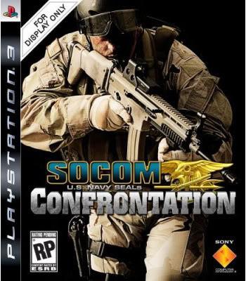 Socom: Confrontation (U.S. Navy Seals) Socomboxart