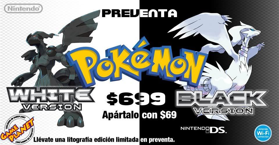 NOTICIAS PokemonWithe-Black2